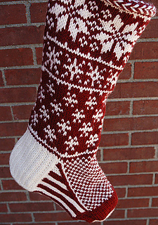 25 Free Knitting Patterns For Christmas Stockings