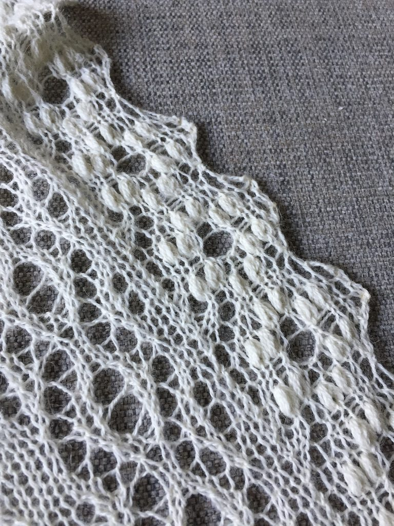 Lace shawl KAL 2019