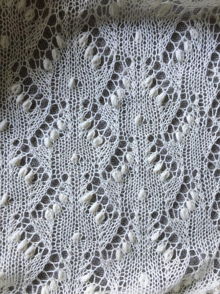 lace shawl knit-a-long 2019