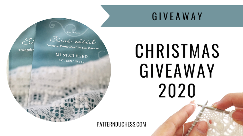 Read more about the article Christmas Giveaway 2020