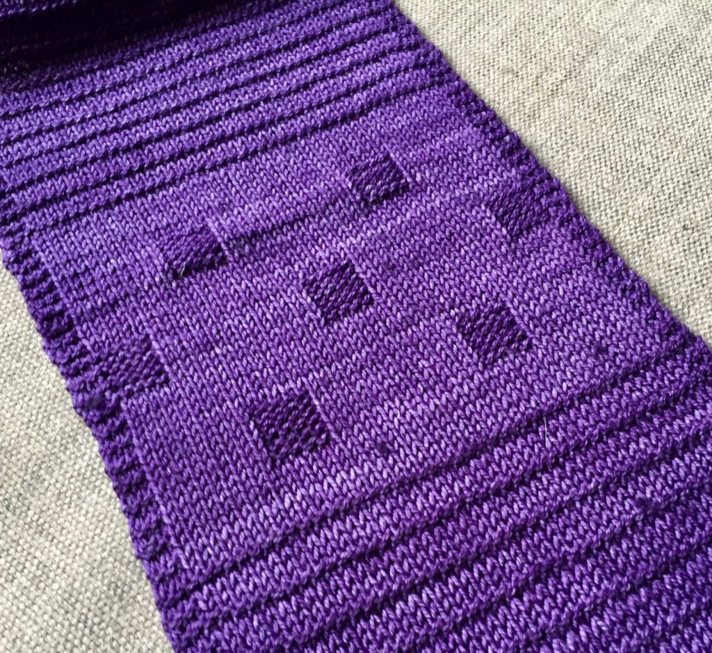 knitting pattern for beginners